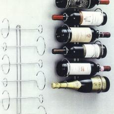 La collezione di giuseppe paolo trisciuzzi born to wine - Portabottiglie da parete ikea ...